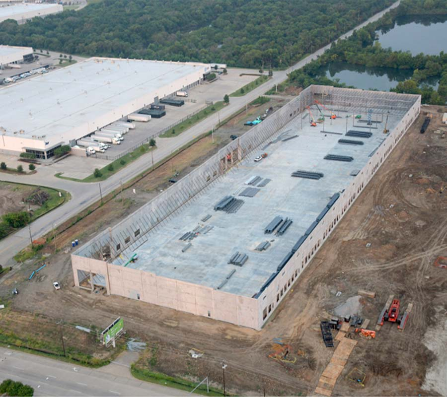 Ironwood Realty Partners Dallas Fort Worth Industrial Real Estate Building