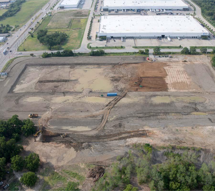 Ironwood Realty Partners Industrial Land Development