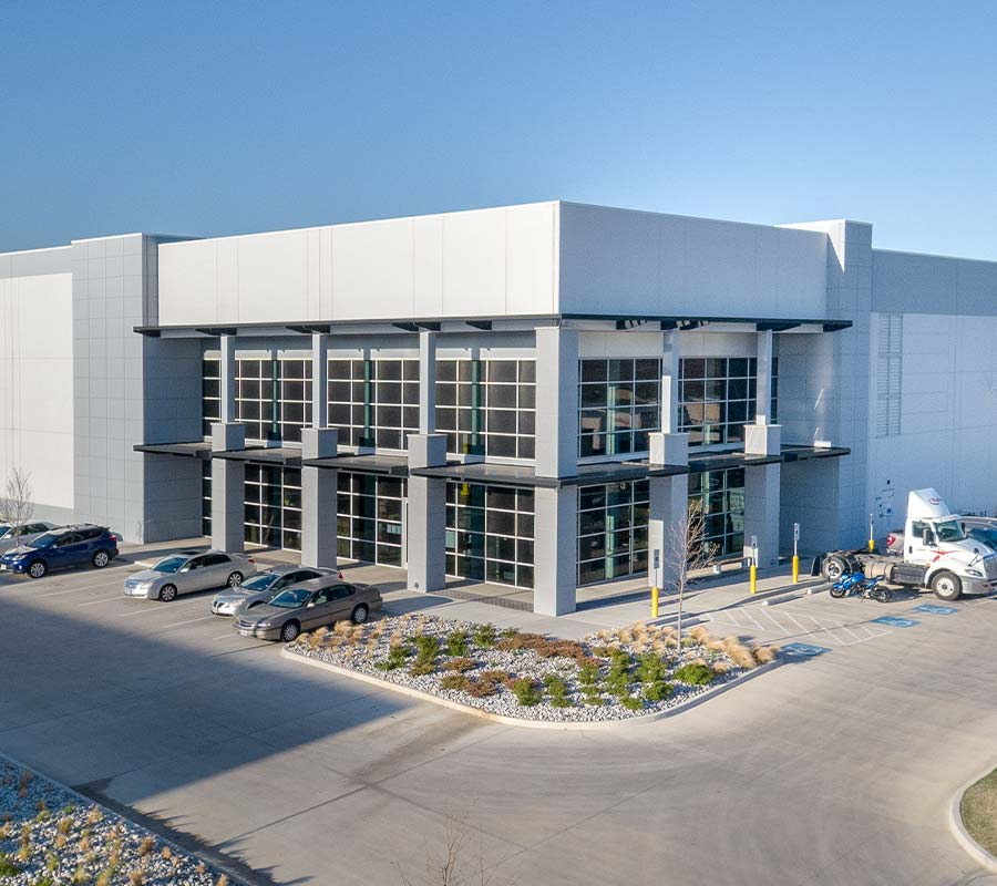 Ironwood Realty Partners Synergy Crossing Fort Worth